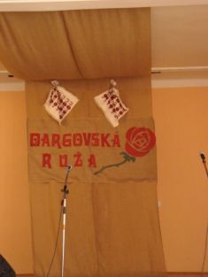 Kultúrny dom Svinica-miesto konania sa 44.ročníka Dargovskej ruže
