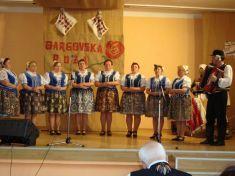 Naša spevácka skupina vystúpila naDargovskej ruži vnedeľu 18.5.2014
