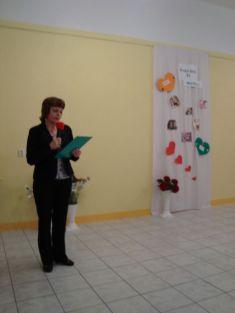 Mamy astaré mamy ako aj ostatných prítomných naúvod privítala poslankyňa OZ pani Marcela Tóthová.