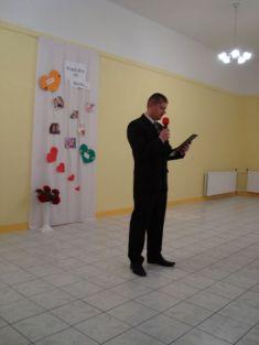 Slávnostný príhovor pre všetky mamky astaré mamy zaznel zúst poslanca OZ pána Patrika Orosa.