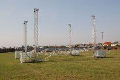 Pódium- centrum osláv