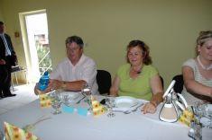 Prítomní hostia naslávnostnom obede