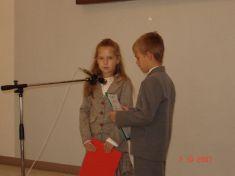 Mesiac úcty k starším - okt.2007