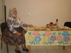 Mesiac úcty k starším - okt.2009