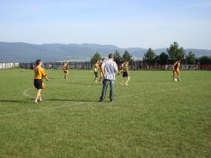 Old Boys vs. Young Girls - 19. 9. 2009