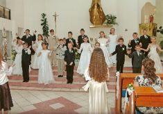 Prvé sv. prijímanie - 3. máj 2009