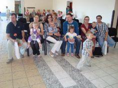 Uvítanie detí - jún 2010