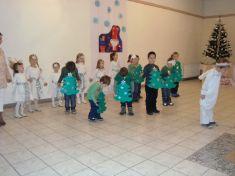 Vystúpenie detí zMŠ bolo pekné, naše detičky sú veľmi šikovné