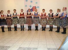 Vianočnú pohodu nám koledami spríjemnila ŽSS Gečanka