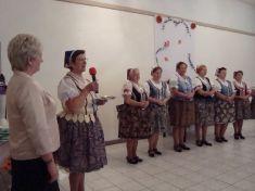 Pri príležitosti 5.výročia vzniku ŽSS Gečanka pokrstila CD