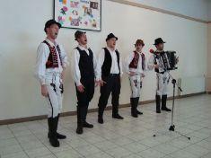 Spevácka skupina Kadlubek zValalík