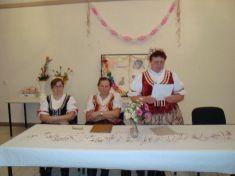 Výročná členská schôdza Klubu dôchodcov vGeči