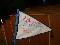 1. OH Seniorov - Valaliky 2011
